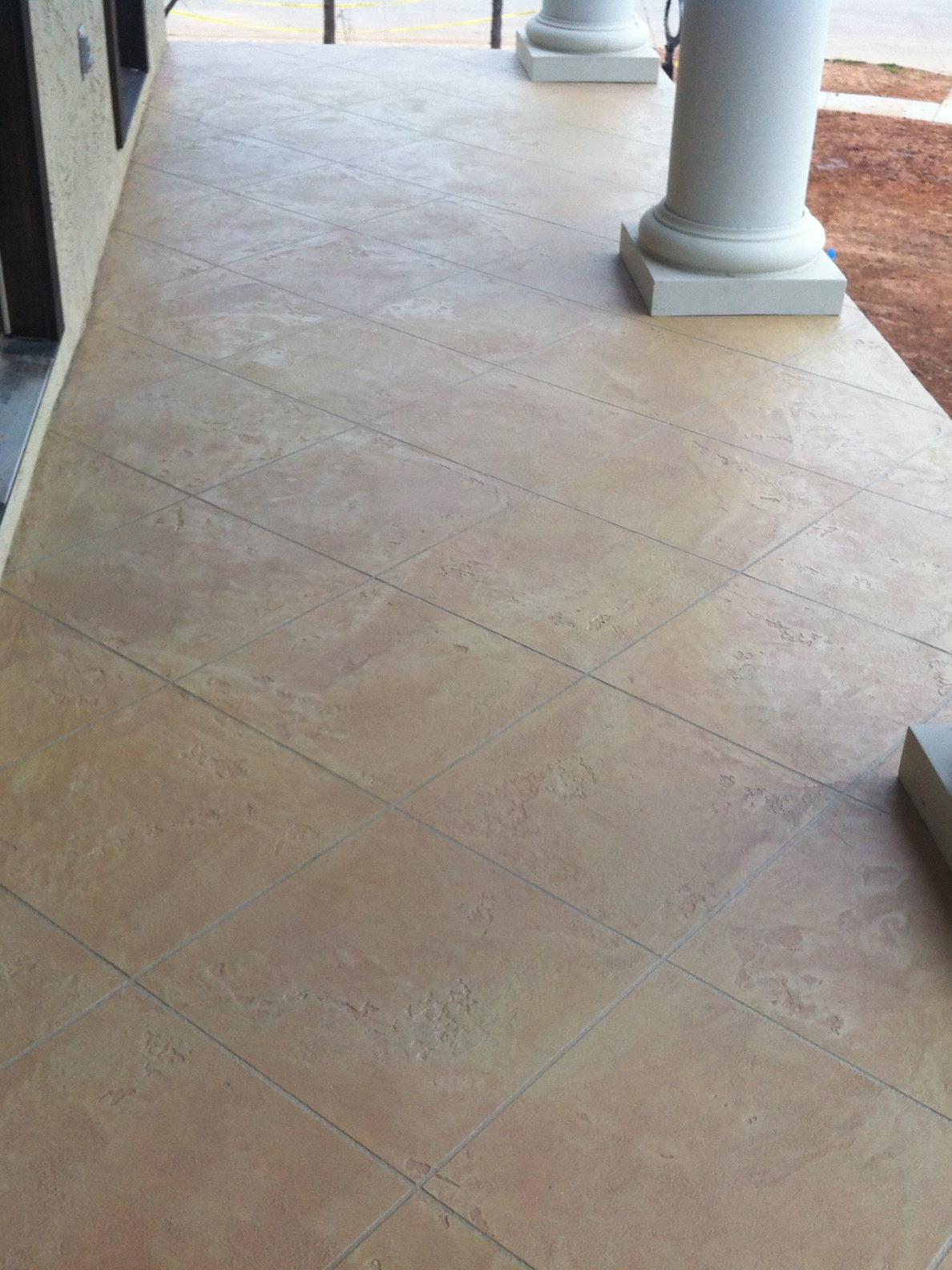 Slip Form Concrete Walls Slipforming Central Median