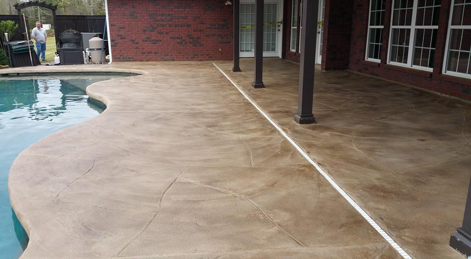 Decorative Concrete Amp Specialty Coatings In Shreveport La