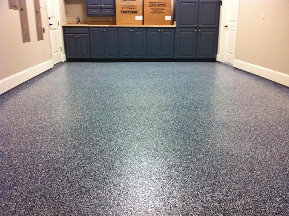 One Day Garage Floor Coating Services