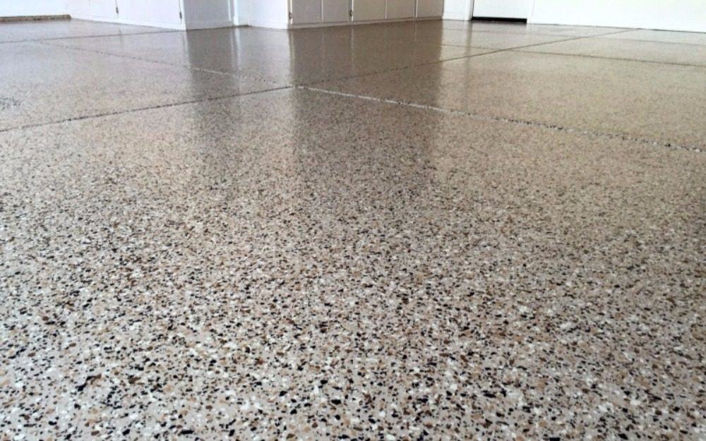 Garage Floor Coating Services In Shreveport Bossier City Benton Surrounding Areas