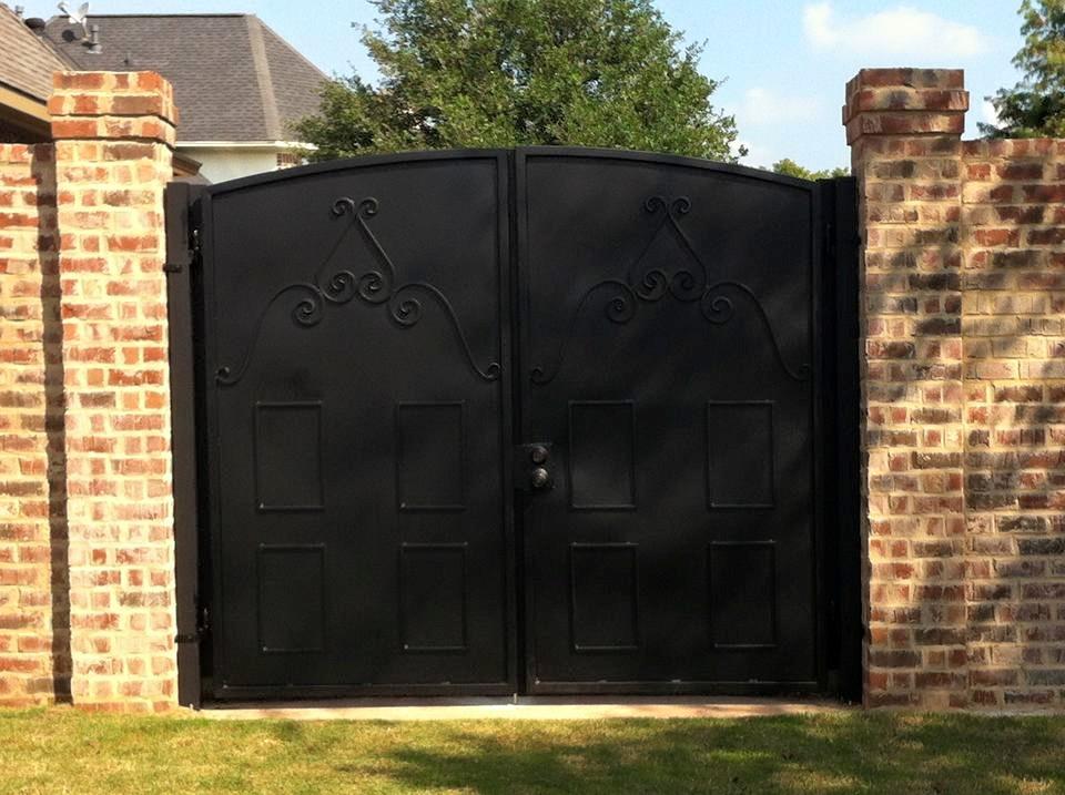 Custom Wrought Iron Gates Amp Fences In Shreveport Bossier