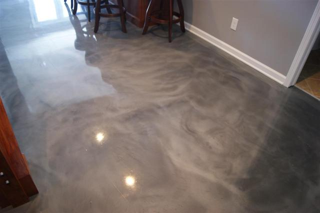 Metallic Epoxy Coatings Services In Shreveport Bossier