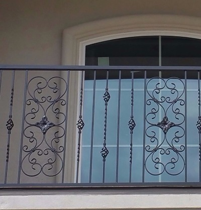 Custom Balcony