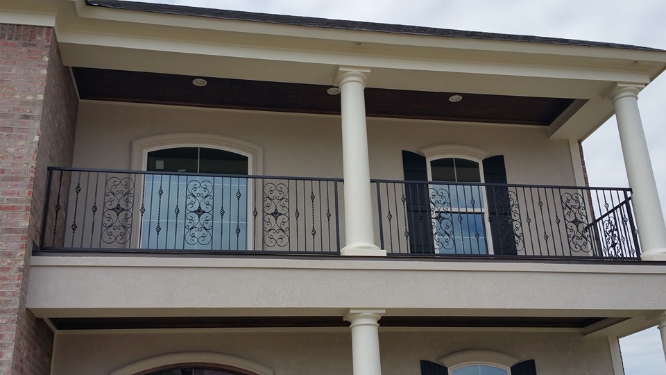 check out some of our custom railing projects - Balcony Railing