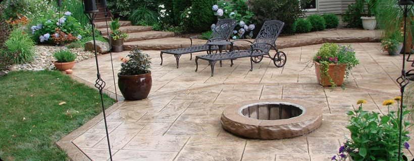 Stamped Concrete Services In Shreveport Bossier City Benton Surrounding Areas Slab Fx